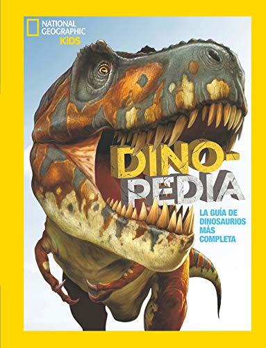 Dinopedia: La guía de dinosaurios más completa (NG KIDS)