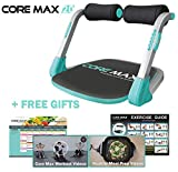 Core Max 2.0 Smart Abs and Total Body Workout Cardio Home Gym