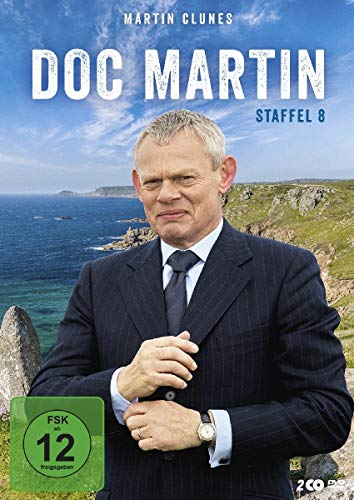 Doc Martin - Staffel 8 (2 DVDs)
