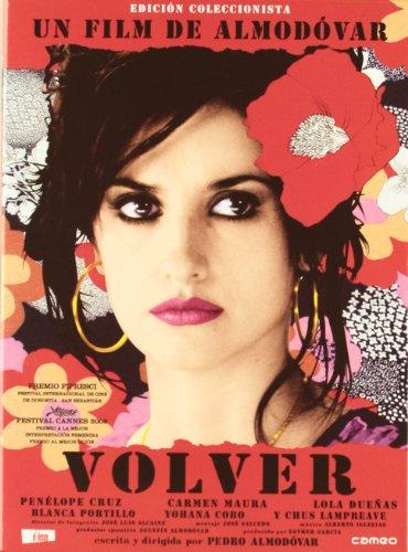 Volver (Edición especial + libro) [DVD]