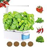 Sprout LED Light, Smart Indoor Herb Garden Kit, Herb Garden Hydroponics Growing System