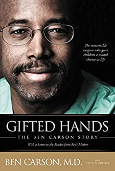Paperback Gifted Hands Book