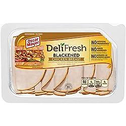 Oscar Mayer Deli Fresh Blackened Chicken Breast Lunch Meat (8 oz Package)