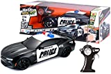 Bburago Maisto France- Chevrolet Camaro SS Police radiocommandée RC 1/14, M81276,...
