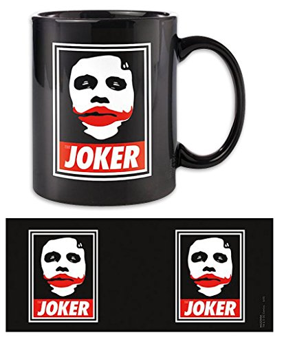 Pyramid International MG22986The Dark Knight Obey the Joker Ceramic Mug tasse ceramique - mug