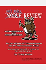 No Bull Review - For Use with the AP Macroeconomics and AP Microeconomics Exams (2016 Edition) Paperback