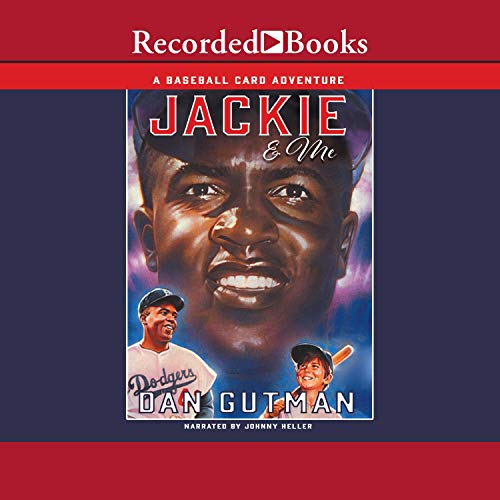 Jackie & Me audiobook cover art
