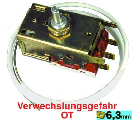 Thermostat(KG)K59L2649 OT, passend zu Geräten von:AEG Alno-Küchen (Zanussi Wh...