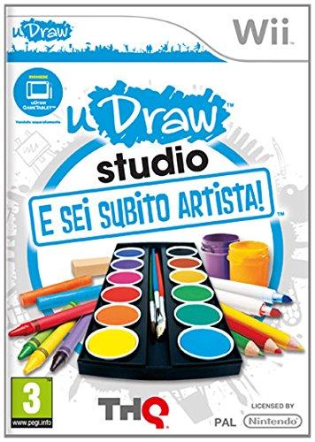 U DRAW E SEI SUBITO ARTISTA! (SOFTWARE) WII