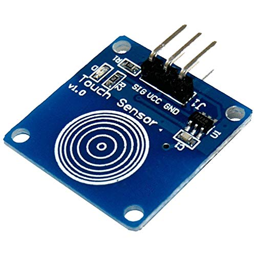 AZDelivery TTP223B Digitaler Kapazitiver Touch Sensor, Switch Modul inklusive eBook!
