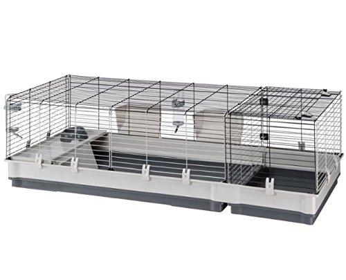 Meerschweinchen Gitterkäfig Plaza 160 x 60 x 50