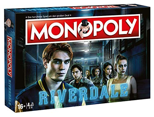 Winning Moves Monopoly Riverdale Deutsch (Limitierte Auflage)