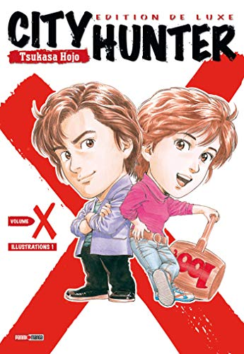 City Hunter (Nicky Larson), Volume X : Illustrations 1