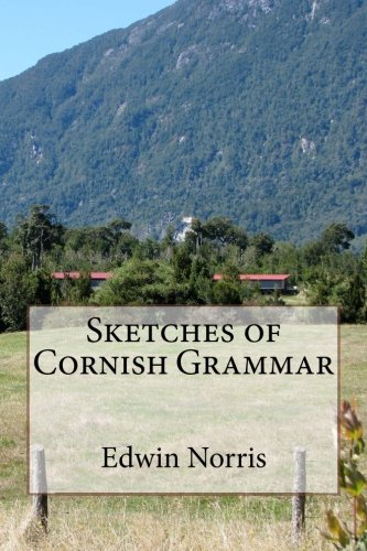Sketches of Cornish Grammar
