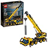 LEGO Technic Mobile Crane 42108 Building Kit, A Super Model Crane to Build for Any Fan of...