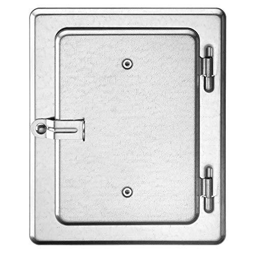 Upmann Kamintür Revisionstür 12x18 K10 10107 verz. P-IV 010 / PA-IV 319