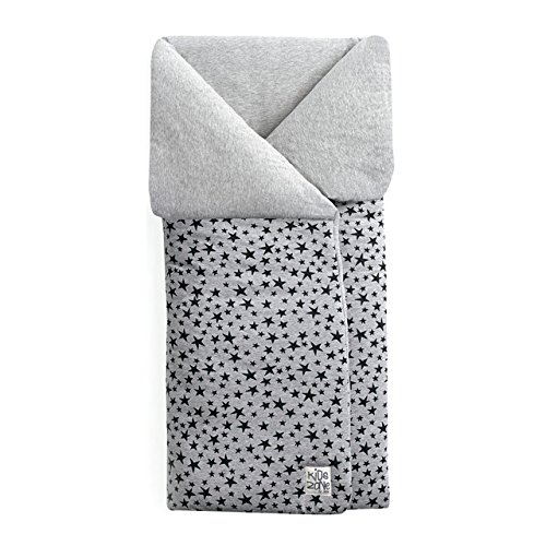 Jané - Saco universal mims footmuff para silla de auto grupo 0 gris/negro