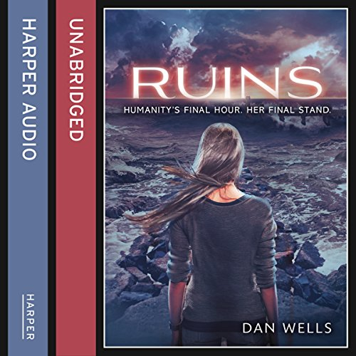 Ruins audiobook cover art