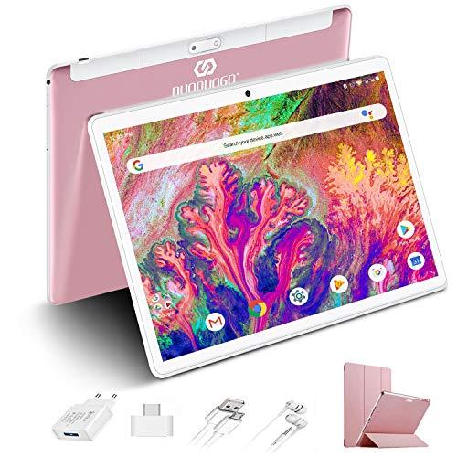 Tablet 10 Pulgadas 4GB de RAM 64GB de ROM Android 9.0 Certificado...