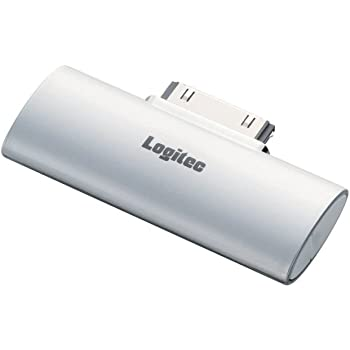 Logitec iPad iPhone iPod touch用ワンセグチューナー LDT-1SI01