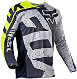 YMWL Hombre Mountain Bike Motocross Jersey Camiseta de Manga...