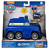 Paw Patrol Value Basic Vehicle - Chase, Action Figure, Toys for 3+