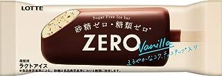 ロッテ ZERO チョコアイスバー75ml×24袋
