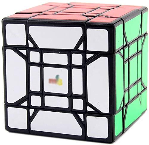 Speed Magic Puzzle Cube/ Competencia Profesional cubo cubo de la velocidad 3x3 en forma de cubo cubo mágico rompecabezas Caja de regalo de los juguetes dedo for el estudiante Niños for Adultos desgast