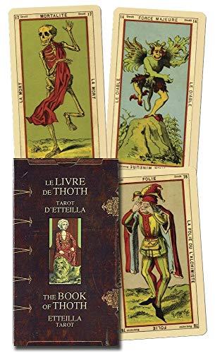 The Book of Thoth - Etteilla Tarot