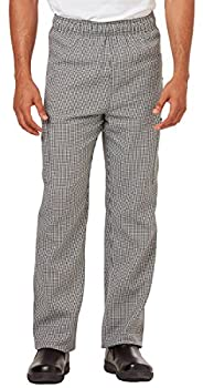 Dickies Chef Pant Houndstooth XXX-Large