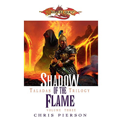 Shadow of the Flame audiobook cover art