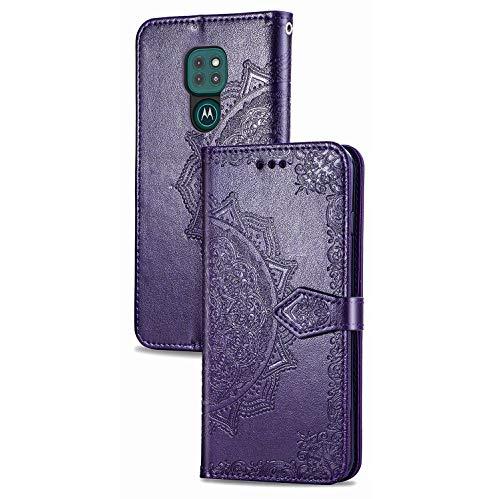 Motorola E7 Plus Funda Tapa Marca JIAFEI