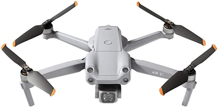 "Drone quadcopter gimbal a 3 assi con fotocamera video 5.4k sensore cmos 1"" rilevamento ostacoli in dji air CP.MA.00000359.01"