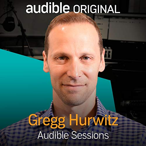 Gregg Hurwitz audiobook cover art