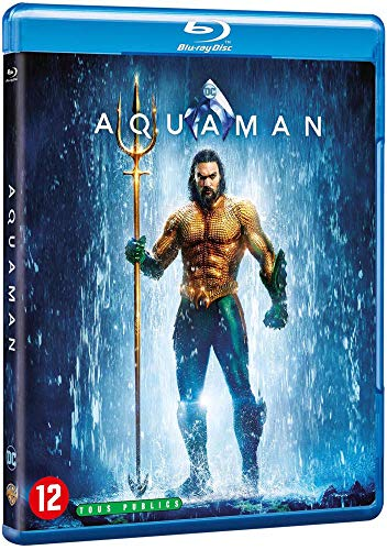 Акваман [Blu Ray] [Blu-ray]