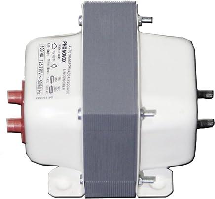 Transformador 125V - 220V reversible 500W