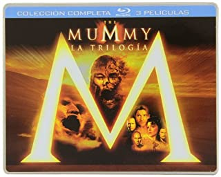 La Momia (Trilogía Metal) [Blu-ray] (B008OVZIN6) | Amazon price tracker / tracking, Amazon price history charts, Amazon price watches, Amazon price drop alerts