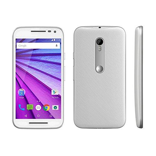 Motorola Moto G XT 1541 Smartphone, 8 GB, Vodafone, Weiß [italienisches Modell]