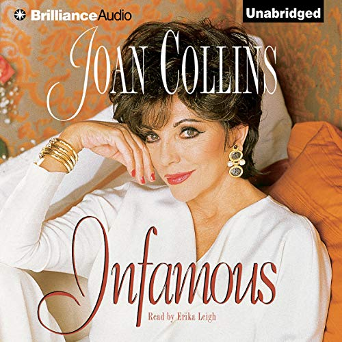 Infamous Audiobook By Joan Collins cover art