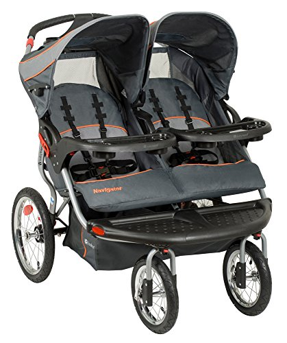Product Image of the Baby Trend Navigator Double Jogger Stroller, Vanguard