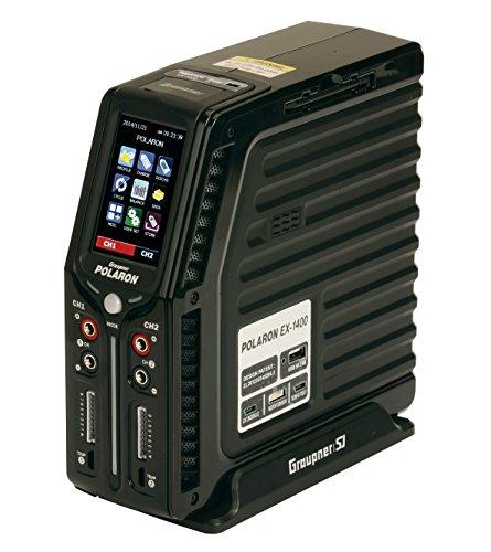 Graupner Polaron EX 1400Desktop Akku Ladegerät