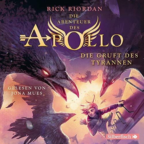 Die Gruft des Tyrannen audiobook cover art