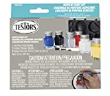 Testors Acrylic Paint Set Primary, Multicolor