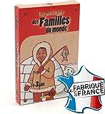 FAMILLES DU MONDE jeu de cartes