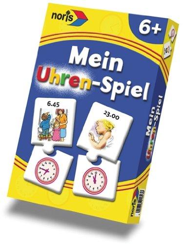 noris 898 1843 - Mein Uhren-Spiel