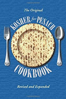 Kosher for Passover Cookbook