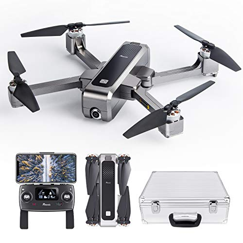 Potensic-D88-Foldable-GPS-Drone-with-2K-Full-HD-5G-WiFi-Camera-GPS-Return-Home-Follow-Me-Altitude-Hold-Brushless-Motors-with-Case