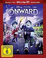 Onward - Keine halben Sachen: Blu-ray 3D + 2D + Bonus-Disc