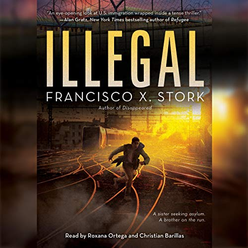 Illegal audiobook cover art