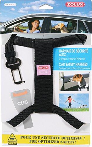 Zolux–Arnés de Seguridad Auto para Perro Talla L ✅